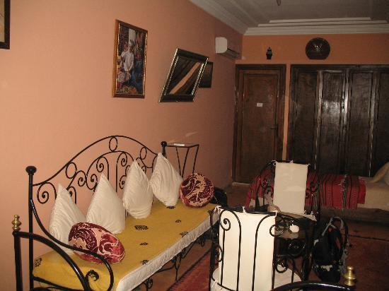 Dar Al Hamra: Canapé