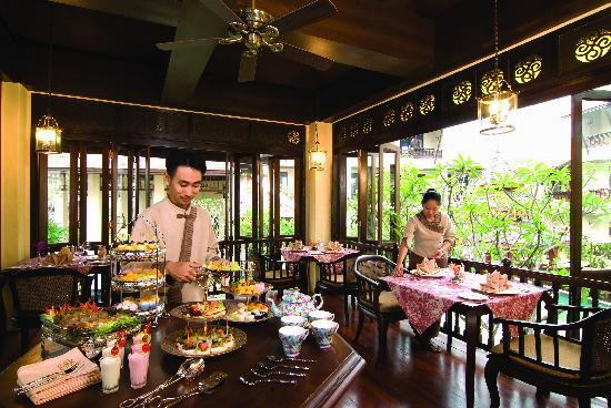 Puripunn Baby Grand Boutique Hotel : Puripunn Traditional High Tea