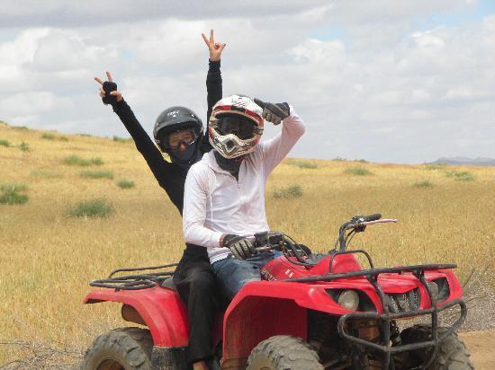 Dunes & Desert Exploration : Fun!