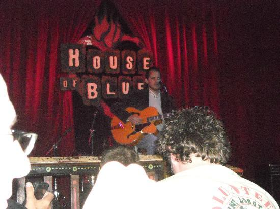 House of Blues Restaurant & Bar Chicago: spettacolo live