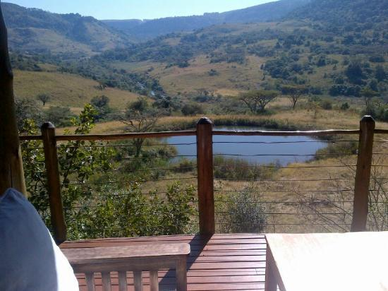 Karkloof Safari Spa: your room with a view