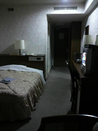 Plaza Hotel Shimonoseki : room