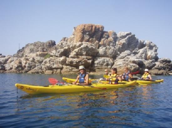 Llançà, España: Ecokayak Cap de Creus