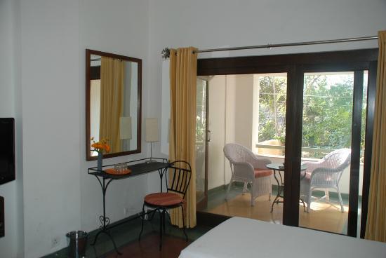 Zaza Stay: Balcony View from Room