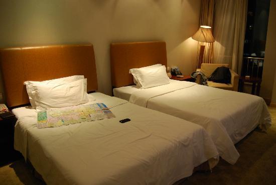 Baihuan Hotel: Beds