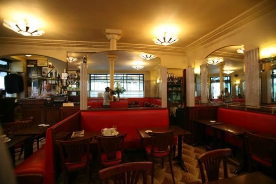 Cafe De Flores Erdgeschoss Picture Of Cafe De Flore Paris - Fotos-de-flore