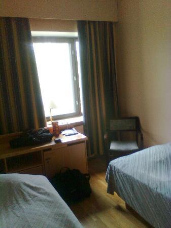Hotel - Restaurant Nurmeshovi: window