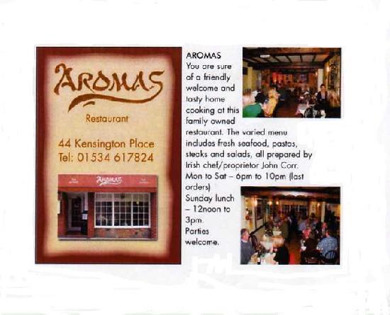 Aromas Restaurant