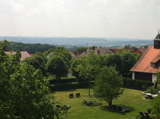 Wald & Schlosshotel Friedrichsruhe: the views