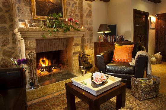 Hotel Abaco Altea: Salon del Hotel Abaco