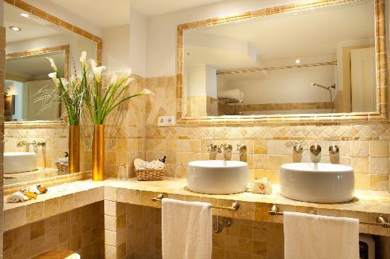 Hotel Abaco Altea: Quarto de baño Cesar