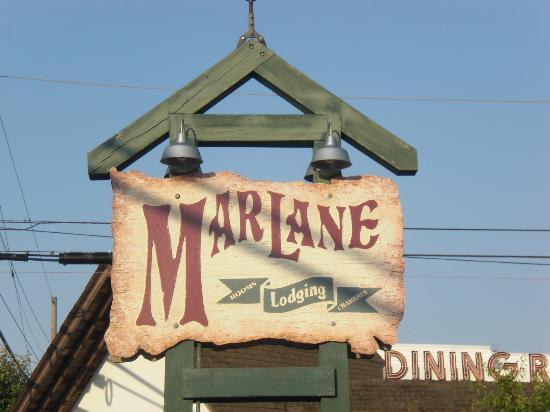 Marlane Motel: The only hotel in Wildwood!!