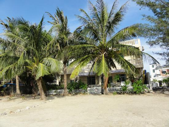 Lover Bay Beach Cafe Hostel: Hostel