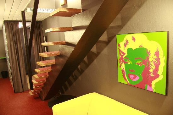 Sax Hostel: Lobby