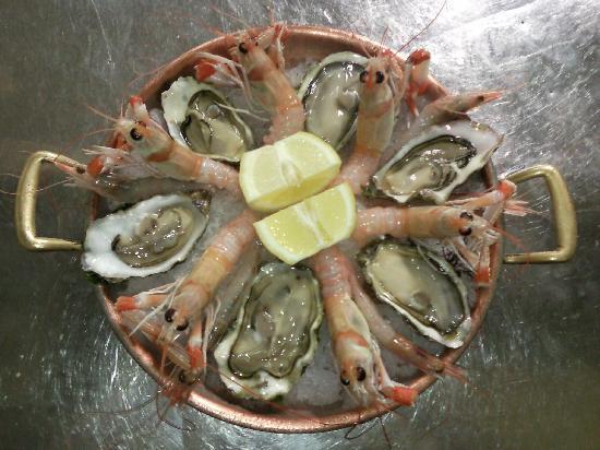 Sesto San Giovanni, Itália: Specialità pesce crudo