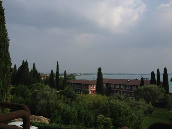 Hotel Desiree Sirmione: Vista dalla camera