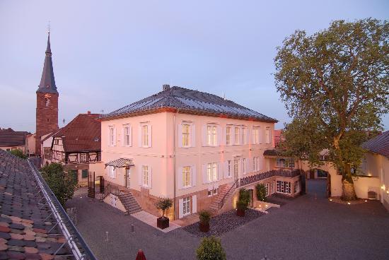 Hotel Ketschauer Hof: Aussensicht