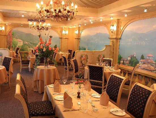 St. Tudno Hotel: The Terrace Restaurant
