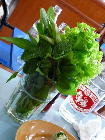 Vietnam Pathum Thani: 野菜