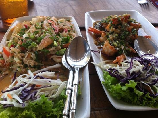 Mimosa Restaurant: simple