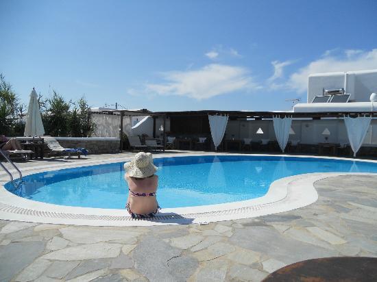 Hotel Jason: Jason pool