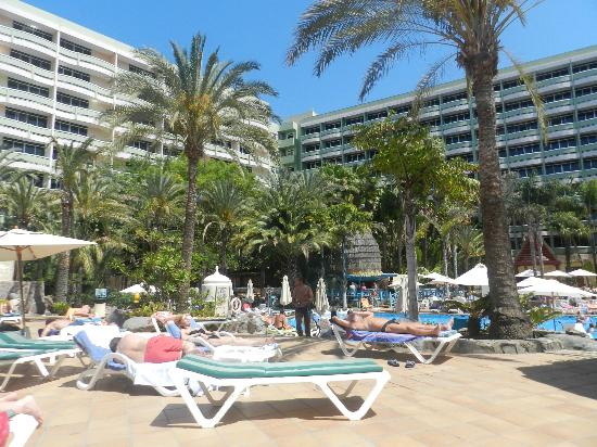 IFA Buenaventura Hotel : pool area
