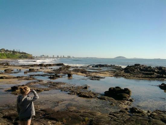 Raffles Mooloolaba: Mooloolaba Beach