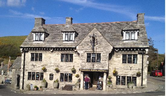 The Bankes Arms Hotel