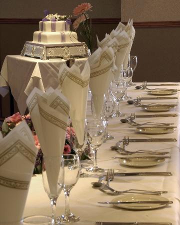 Laichmoray Hotel Restaurant: Weddings