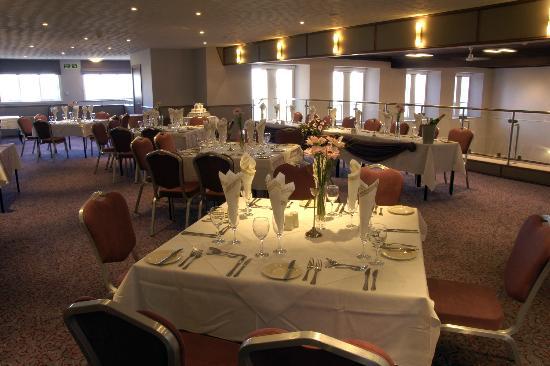 Laichmoray Hotel Restaurant : Maisondieu Suite