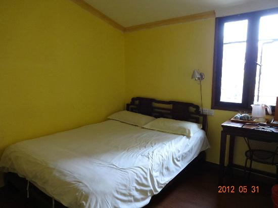 Mingtown Etour Youth Hostel : Double room on 3rd floor