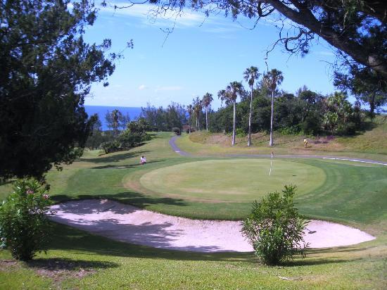 Ocean View Golf Course: lovely vistas