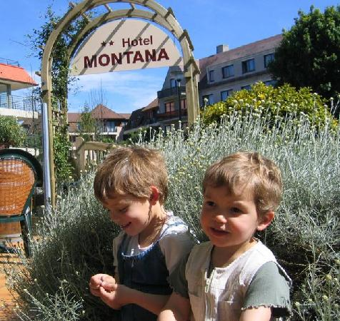 Hotel Montana: kids are welcome