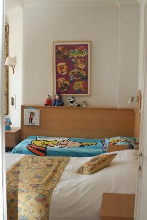 Hotel Montana : family rooms