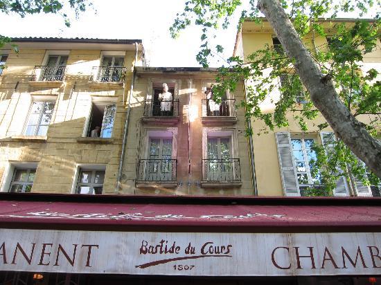 Bastide du Cours : ホテル外観