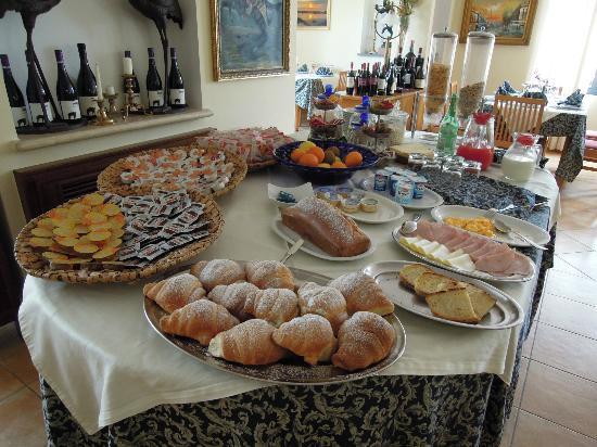 Hotel Villa Rita: la colazione