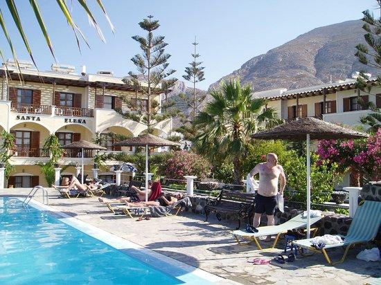 Santa Elena Hotel: sun sun sun