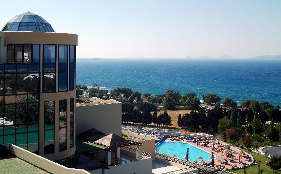 Kipriotis Panorama Hotel & Suites: Sea view