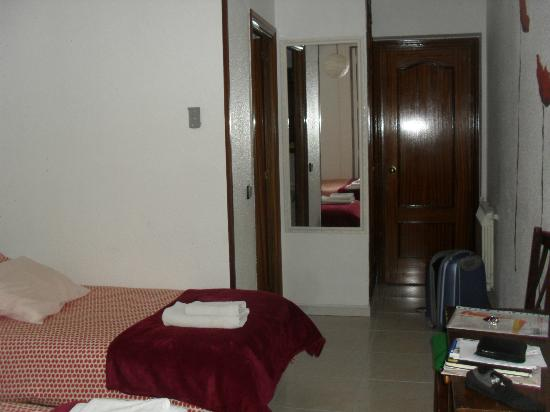 Hostal Veracruz II: Room / Quarto