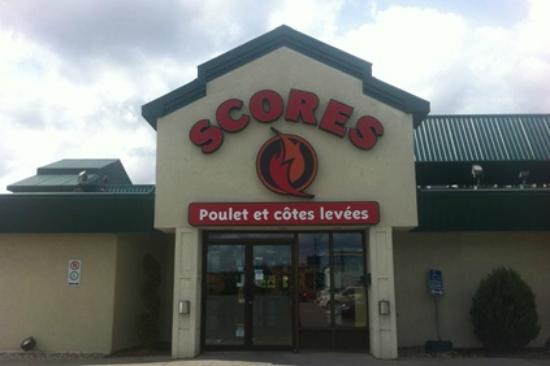 scores rotisserie  drummondville - 120 boulevard saint-joseph