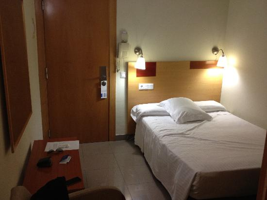 Gran Ducat Hotel : What the rooms really look like