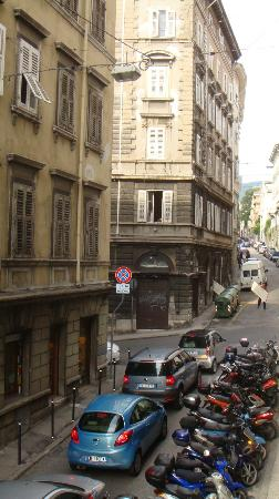 B&B Crispi : View from the room