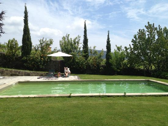 Quinta da Bouca d'Arques: The pool!