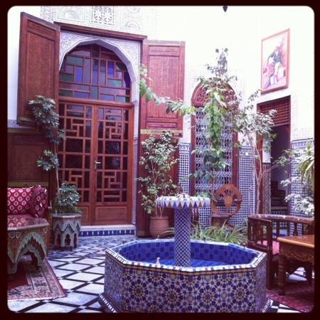 Riad Ghita: it used to be their family home