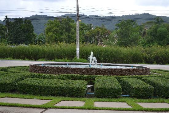 Chalong, Thailand: Phuket Botanic Garden - Entrance