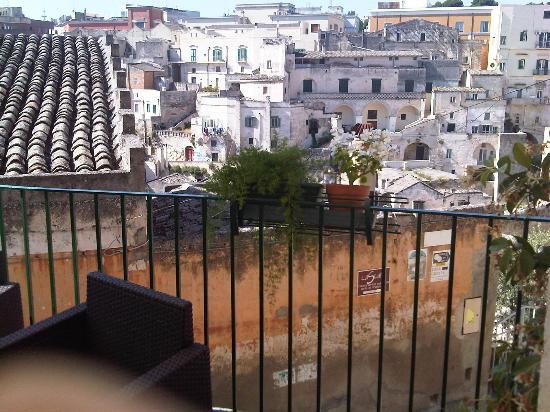 La Casa di Ele: Vista dalla terrazza del BB