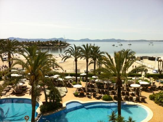 Vanity Hotel Golf: lækker udsigt