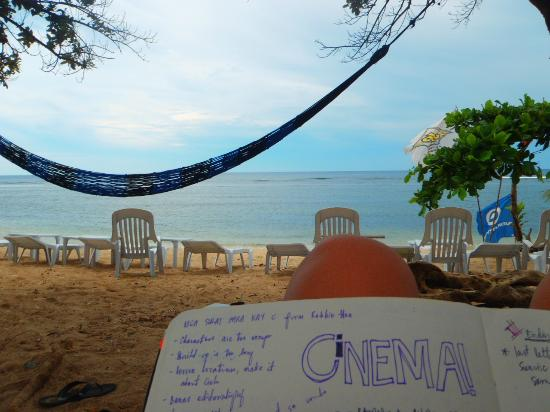 Kingfisher Resort: Best place to relax and write