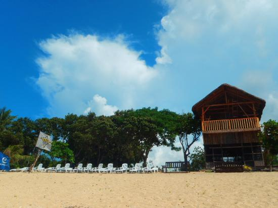 Kingfisher Resort: This is the Kite Center, its still under construction but I'm sure it'd be awesome when its fini