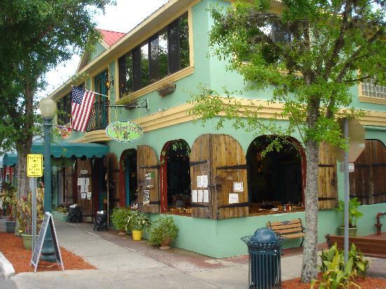 Best Restaurants In Downtown Mount Dora